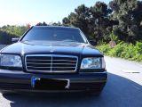 1996 MODEL HATASIZ ORJİNAL S500 L