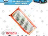 Dacia Sandero Hava Filtresi 2012 Sonrası Uyumlu Bosch Orjinal