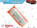 Renault Clıo Iv Hava Filtresi 2012 Sonrası Uyumlu Bosch Orjinal