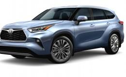 Toyota yeni SUV modelini gün yüzüne çıkardı