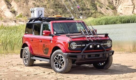 2021 Ford Bronco ile Jeep Wrangler karşısında!