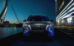 Hyundai Motors, Tamamen Yenilenen Tucson'u Tanıttı